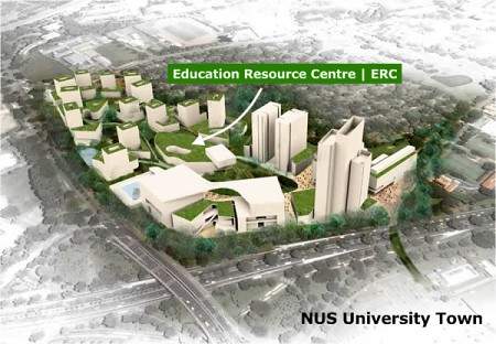 ERC at NUS University Town