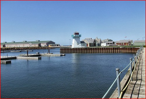 Waterfront, Summerside, PEI