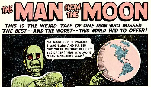 the man from the moon