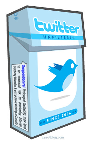 Twitter Pack by CarrotCreative via Flickr