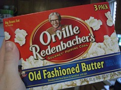 Old Fashioned Butter, my favorite.