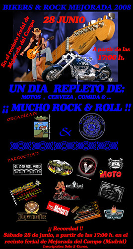 Bikers & rock Mejorada 2008 con publi copia