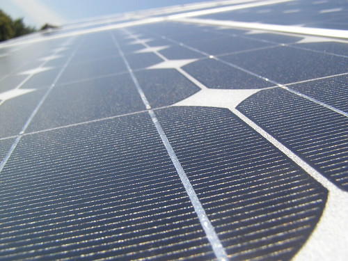 Solar Panel [Photo by Andreas Demmelbauer] (CC BY-SA 3.0)