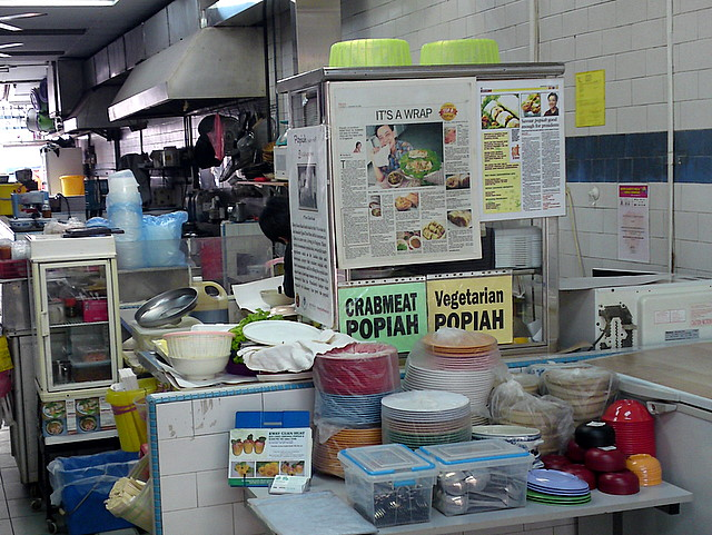 Kway Guan Huat's humble old stall with a long history