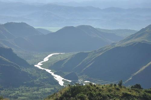 DRC/Rwandan border