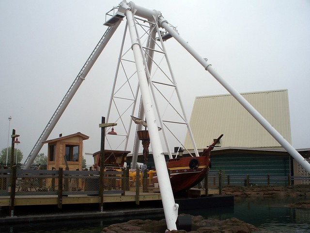 Cedar Point - New Ocean Motion Location