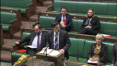Stephen at the Despatch Box