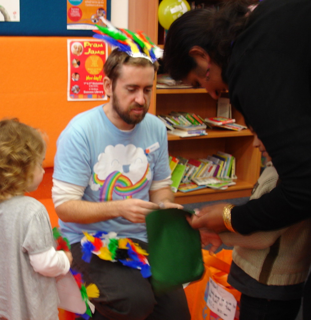 National Simultaneous Storytime @ Success Library