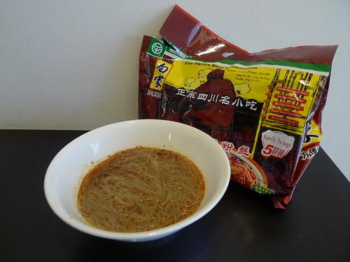 Sichuan Baijia Instant Sweet Potato Noodles