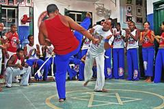 roda mestre Bamba com mestre Dinho