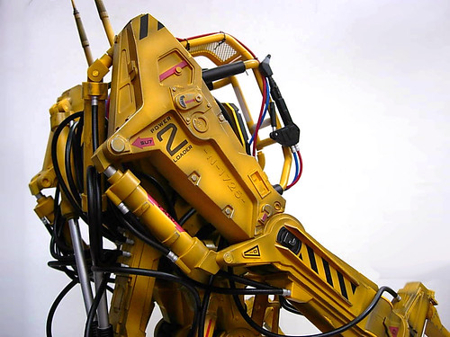HOT TOYS~1/6 ALIENS Power Loader - Poseable Model Kit & HOT TOYS~1/6 ALIENS Power Loader - Poseable Model Kit - Statue Forum