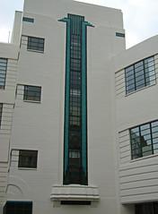 London Deco (JudyGr) Tags: england building london architecture 1930s architect artdeco daimler herbrandstreet wallisgilbert