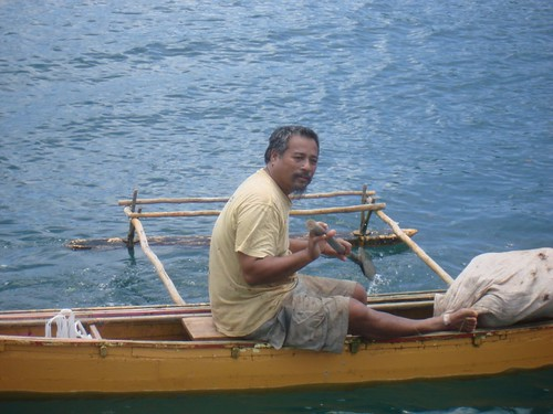 Rabi fisherman