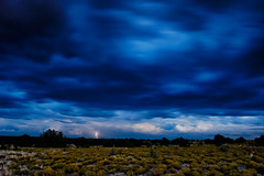 Prairie Tempest (Fort Photo) Tags: longexposure storm nature weather night dark landscape colorado nightscape nocturnal co thunderstorm lightning prairie grassland seco soe nocturne grasslands 2007 notfake specnature mywinners aplusphoto southeastcolorado diamondclassphotographer theperfectphotographer