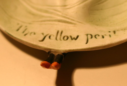 The Yellow Peril - close up
