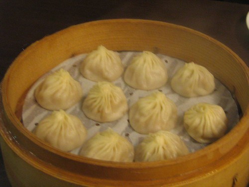 Xiao Long Bao from Dian Shui Lou