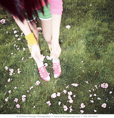 Anthony Georgis Photographer_18 (A Georgis) Tags: pink flowers girl grass fashion asian spring lifestyle bloom cherryblossoms adidas quirky lovesme lovesmenot anthonygeorgisphotographer