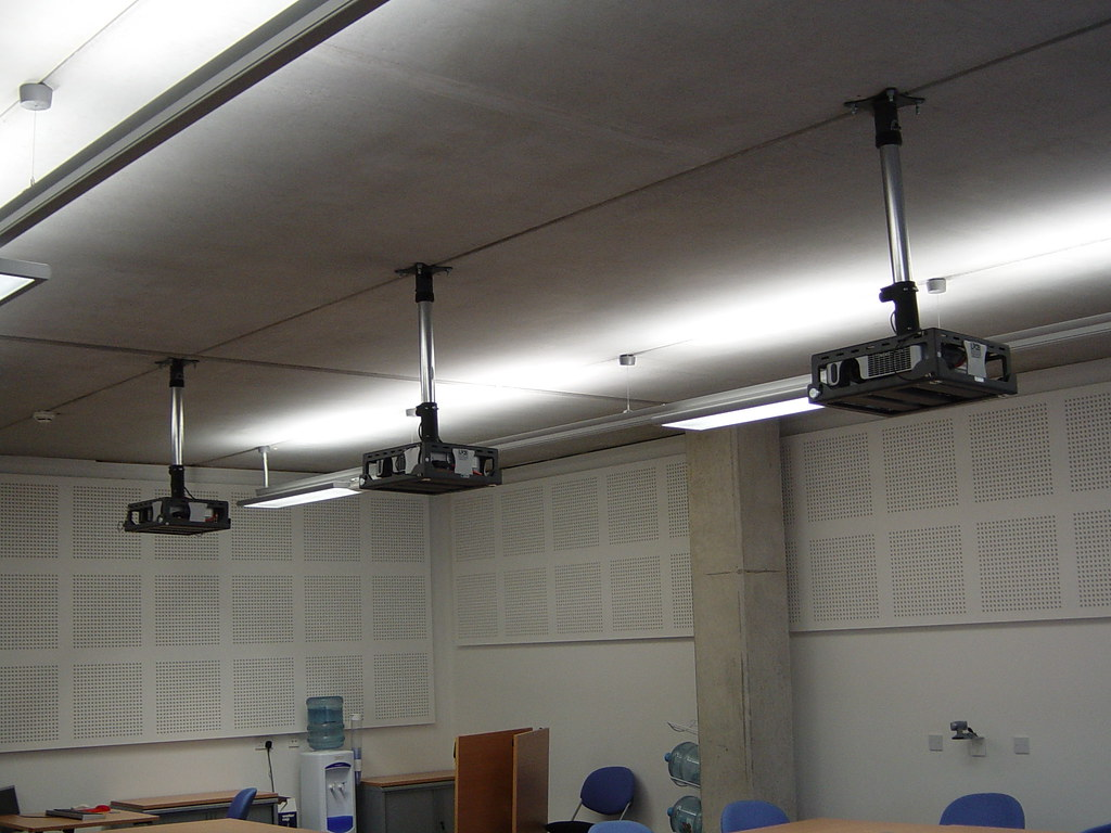 Data Projectors CILASS The University of Sheffield