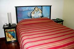 Zalce Suite in Hotel, Morelia