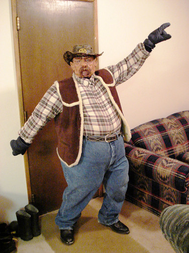 Cowboy Dancing