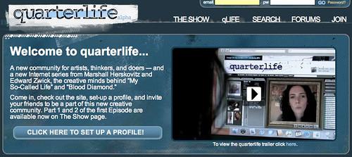 Quarterlife Web Series Gets Picked Up For Primetime Tv By Nbc - 2047104857 9171E6009E 1