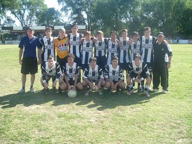 Catg. Sub-15 Club Atl. Independiente