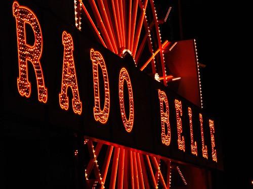 Colorado Belle, Night