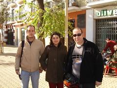 desayunando en Sevilla