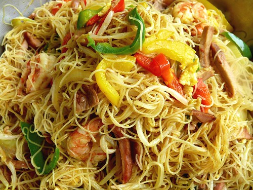 A Daily Obsession: Singapore Fried Noodles