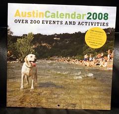 Austin Fun Stuff 2008 Calendar
