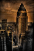 Return To Gotham City (BarneyF) Tags: new york city architecture skyscraper gotham hdr blueribbonwinner 25faves aplusphoto selectiveorton superhearts theunforgettablepictures