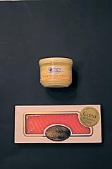 Creme fraiche & saumon