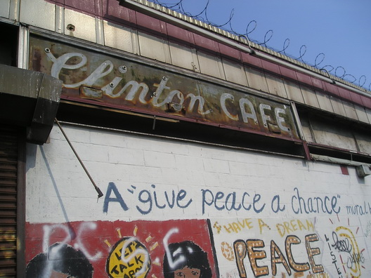Clinton Cafe One