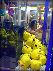 Lots of Pikachus