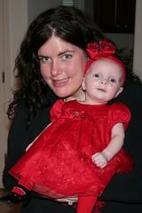 Hayden and Mama