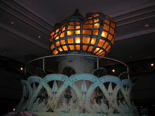 Liberty's Torch, visit to New York City, August 2007, photo © 2007 by R3. All rights reserved.