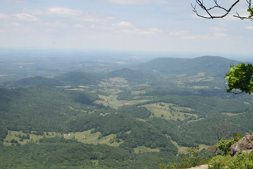 View from Hogback Mountain