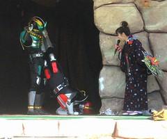 よみうりランド電王ショー2008.Jan.02