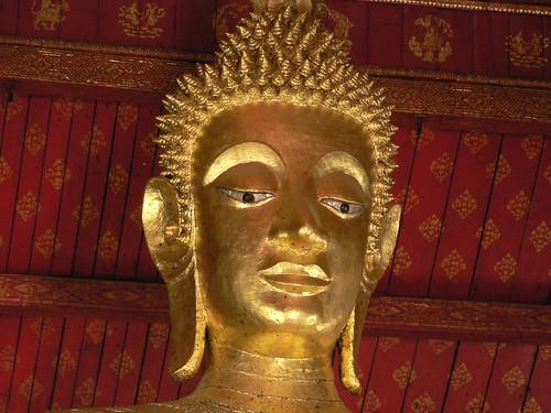 Gilded Buddha