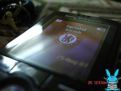 my phone in syria :P (outlaw A.K.A juice) Tags: mobile k750i ericsson sony