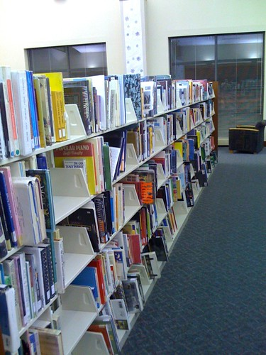 Rows and Rows of Books (but of course!)