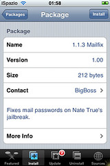 ispazio 1.1.3 firmware fix iphone ipod touch