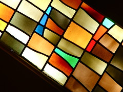 church stain glass (Brian A Petersen) Tags: color church glass stain beauty religious brian christian stained mosiac petersen bpbp brianpetersen brianapetersen