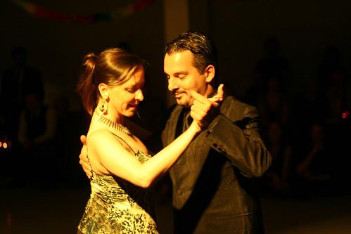 Fernando Galera & Milena Plebs @ Nosotros Milonga