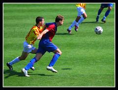 """Barcelona 2  Sant Andreu 0 <a style=""""margin-left:10px; font-size:0.8em;"""" href=""""http://www.flickr.com/photos/23459935@N06/2241950855/"""" target=""""_blank"""">@flickr</a>"""