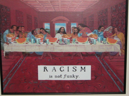 Racism Funky