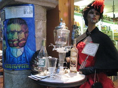 Absinthe Fountain Display 1