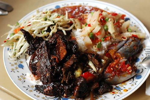 Mixed rice.