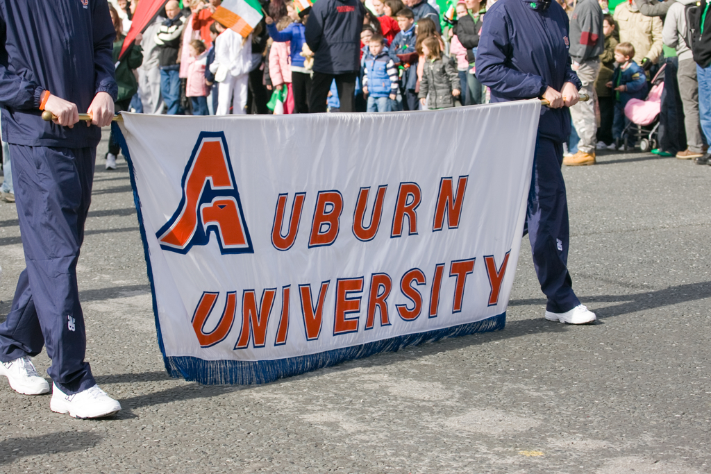 The Auburn University Marching Band (AUMB)