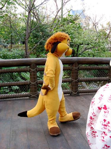Disney on Parade: Timon